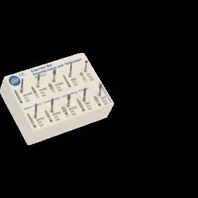 4562 Inlay-Onlay Kerámia Preparáló SET